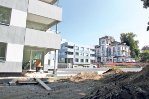 Die Bauflächen in Kreuzlingen beginnen knapp zu werden.(Bild: ek)