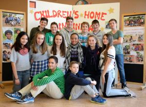 Die beteiligten Schülerinnen und Schüler. (Bild: zvg)