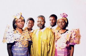 «The Kuziem Singers» werden das Ziil-Center am 13. Dezember mit Gospel-Klängen erfüllen.(Bild: zvg)