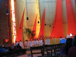 Taizé in der Kirche. (Bild: zvg)