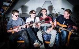 «Mr. Leader and Orchestra» ist eine junge Band aus Kreuzlingen. (Bild: zvg)