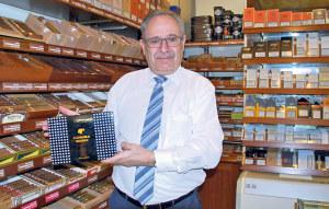 Eine Cohiba Behike-Zigarre aus dieser Schachtel kostet 52 Franken. Den Preisanstieg für Kunden aus dem Ausland darf sich jeder selbst ausrechnen. (Bild: sb)