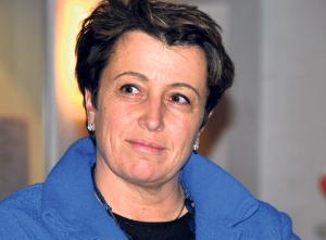 Cornelia Komposch. (Bild: tm)