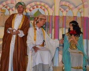 Wesir,-Sultan,-Prinz.