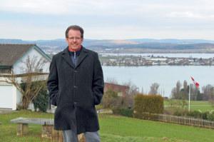 Gemeindeammann Roland Streit. (Bild: sb)