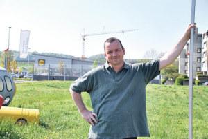 Emil Bügler, Inhaber Humansbrocki. (Bild: archiv)