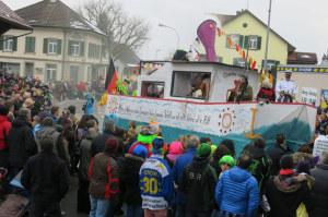 Fasnacht in Wigoltingen. (Bild: zvg)