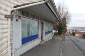 Leerstehender Dorfladen in Salenstein. (Bild: Emil Keller)