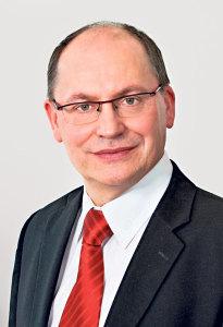 Bankleiter Josef Maier.(Bild: zvg)