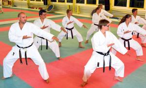 Karate fördert die geistige und körperliche Entwicklung.(Bild: zvg)