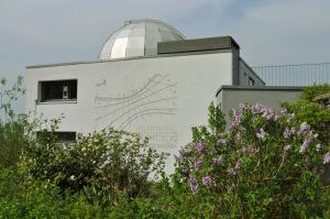 Am nächsten Mittwoch steht in der Sternwarte Kreuzlingen der Planet Venus im Mittelpunkt. (Bild: zvg)