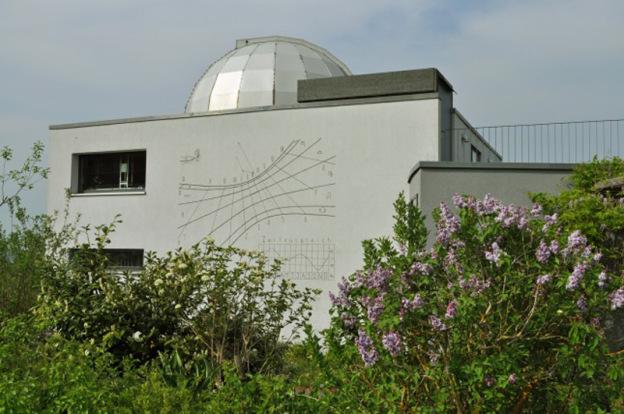 Am Montag steht in der Sternwarte Kreuzlingen der Planet Markur im Mittelpunkt. (Bild: zvg)