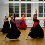 Flamenco im Tanzzentrum. (Bild: zvg)