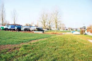 Der Gemeinderat machte gestern den Weg frei für die Ausarbeitung des Gestaltungsplans im Planungsgebiet «Promenade». (Bild: tm)