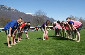 Im polysportiven Jugendsportcamp im Tessin hat es noch freie Plätze. (Bild: zvg)