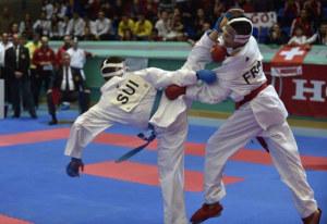 Kol macht in jedem Wettkampf Kabashi aus seinen Gegnern. (Bild: zvg)