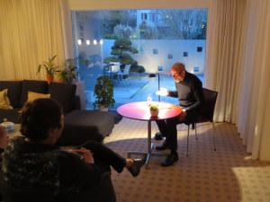 Lesung mit Ralf Beckord. (Bild: zvg)