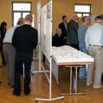 Der erste Beurteilungstag für das Preisgericht im Kreuzlinger Rathaus. (Bild: zvg)