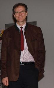 Pfarrer Timo Garthe. (Bild: zvg)