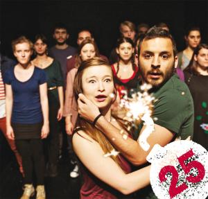Das Junge Theater lässt die Korken knallen. (Bild: zvg)