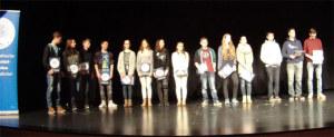 14 Jugendliche erhielten eine Gold-Auszeichnung. (Bild: zvg)