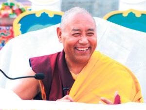 Khenchen Könchog Gyaltsen Rinpoche.(Bild: zvg)
