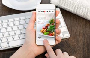 Neue Gastro-App. (Bild: zvg)
