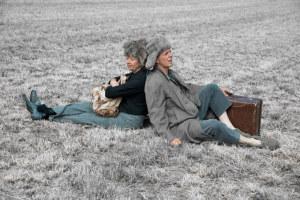 Es spielen: Agnes Caduff und Simon Gisler. (Bild: zvg)