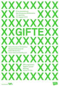 Poster der Ausstellung. (Bild: zvg)
