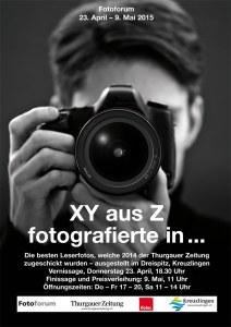 Plakat der Veranstaltung. (Bild: zvg)