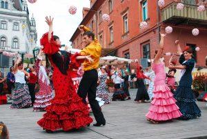 Flamenco trifft Dich mitten ins Herz, Flamenco ist pure Energie. Es gibt kein stärkeres Mittel seinen Gefühlen Ausdruck zu verleihen. (Bild: Maljalen/Shutterstock.com)