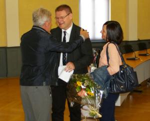 René Zweifel ist neuer Schulpräsident. (Bild: Stefan Böker)