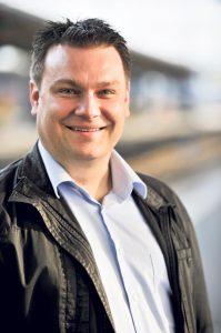 Ciril Schmidiger, ab dem 1. Juni der neue Gemeindeammann von Lengwil. (Bild: Donato Caspari)