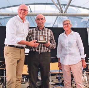 """Letztes Jahr erhielt der Verein Agathu, Arbeitsgruppe für Asylsuchende Thurgau, den """"Prix Kreuzlingen"""". (Bild: archiv)"""