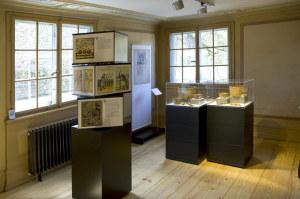 Der neugestaltete Altbau des Museums Rosenegg. (Bild: zvg)
