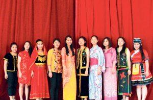 Gleiche Religion, andere Kultur – die Gäste aus Sabah.(Bild: zvg)