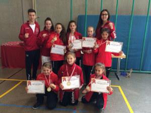 Das Team von Elson Sport & Karate. (Bild: zvg)