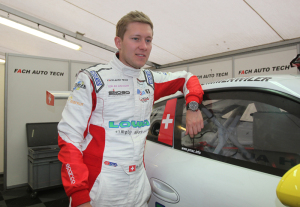 Philipp Frommenwiler. (Bild: Porsche)