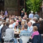 Gäste der Kehlhofserenade. (Bild: zvg)