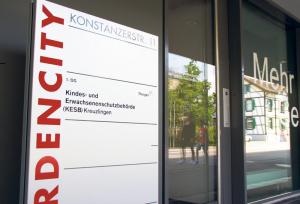 Die KESB Kreuzlingen hat an der Konstanzerstrasse ihren Sitz. (Bild: Thomas Martens)