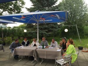 Beim Wahl- und Sommerfest. (Bild: zvg)