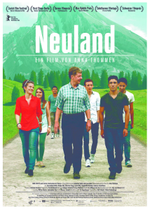 """Filmplakat von """"Neuland"""". (Bild: zvg)"""
