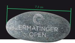 Steine dürfen nicht grösser als 7,5 Zentimeter sein. (Bild: zvg)
