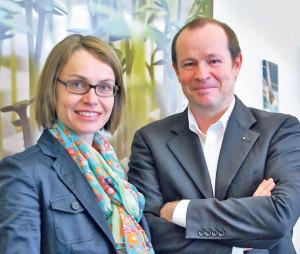 Martina und Thomas Weihrich suchen die besten IT-Lösungen.(Bild: zvg)
