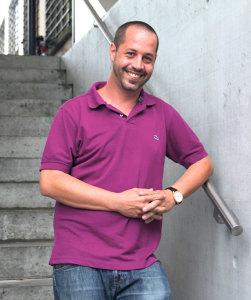 Unternehmensberater Enzo Schrembs. (Bild: ek)