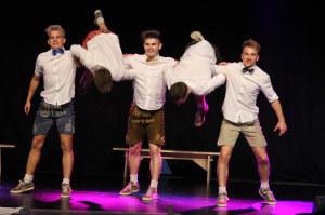 Die Breakdancegruppe «DDC» riss das Publikum mit. (Bild: zvg)