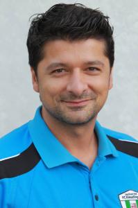 Aydemir Demir war bisher Co-Trainer und übernimmt nun den Chefposten. (Bild: zvg)