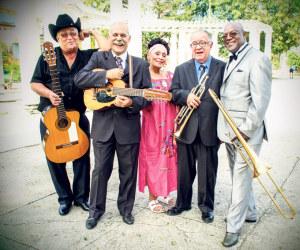 Die verblienenen Mitglieder des «Buena Vista Social Club». (Bild: zvg)