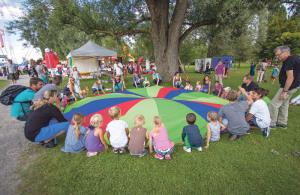 Für Familien wird dieses Jahr im Lidl Kinderland viel geboten.(Bild: zvg)