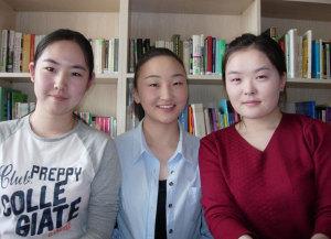 Die Studentinnen suchen eine Gastfamilie in Kreuzlingen. (Bild: zvg)